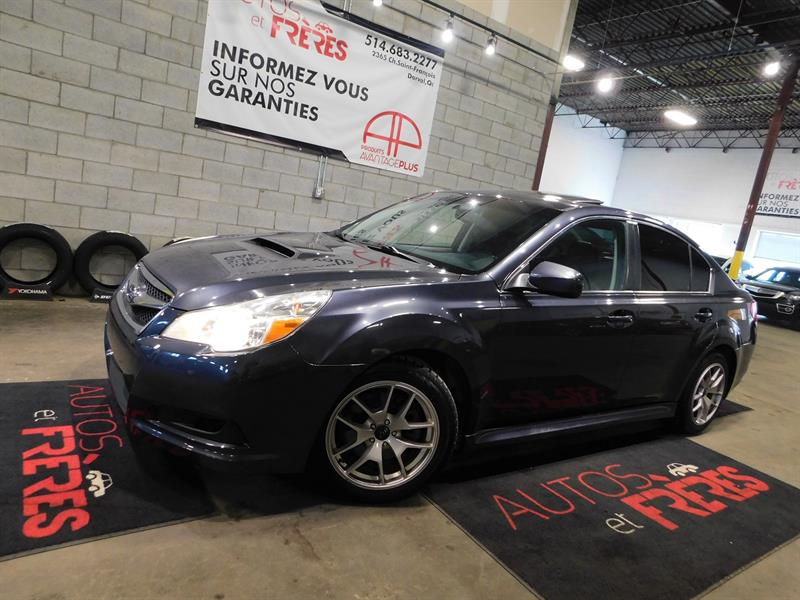 Subaru Legacy 2010 GT Limited GPS #2255