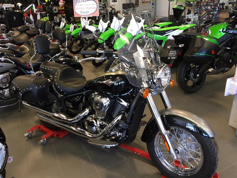 Kawasaki Vn900b 2016