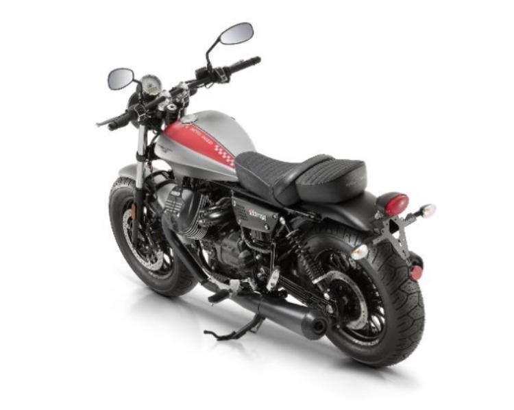 Moto Guzzi V9 BOBBER ABS 2017