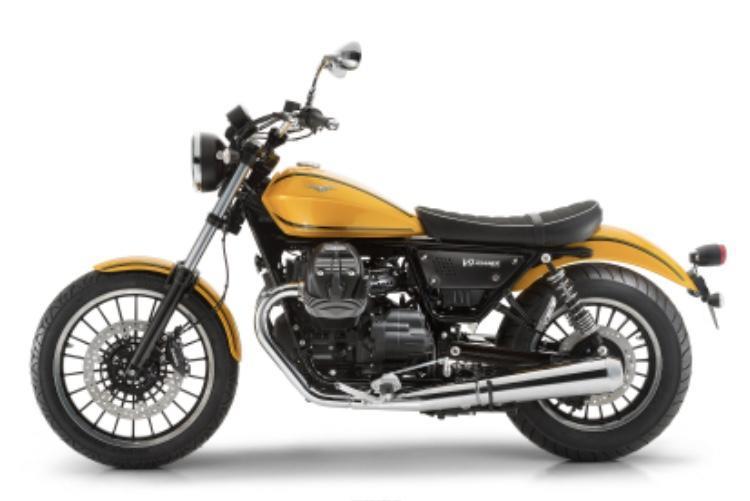 Moto Guzzi ROAMER V9 2017