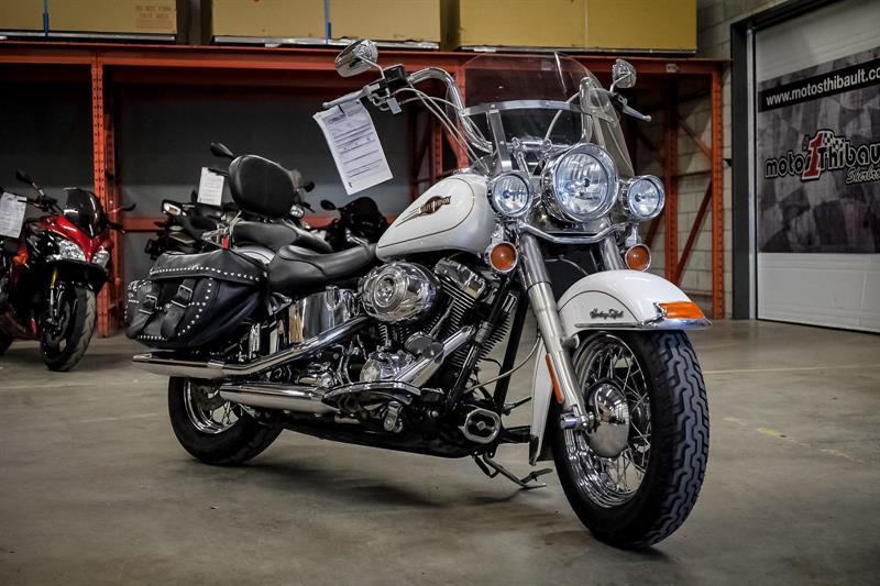 Harley Davidson FLSTC Softail Heritage 2007