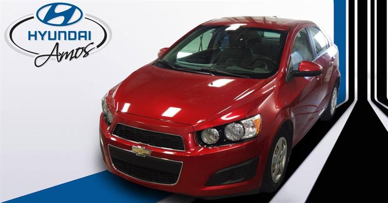 Chevrolet Sonic 2013 LS #18137A