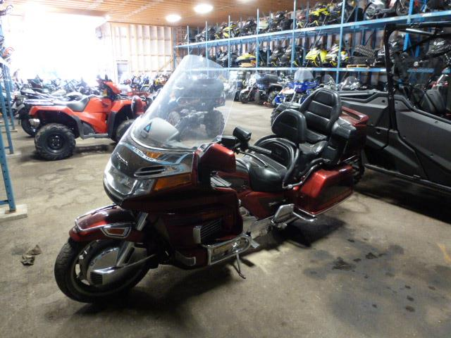 Honda GL1500 GOLDWING 1997
