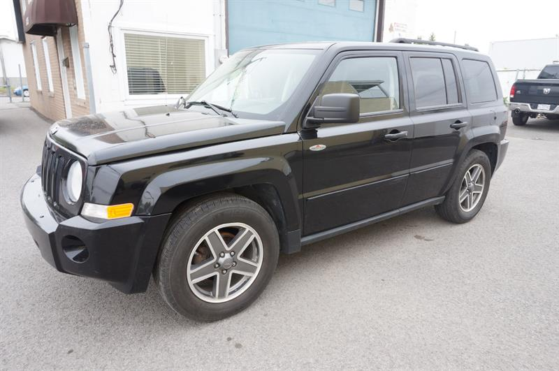 Jeep Patriot 2008 4WD 4dr Sport #18-043