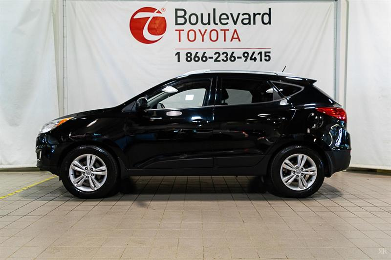 Hyundai Tucson 2011 GLS AWD #82349A