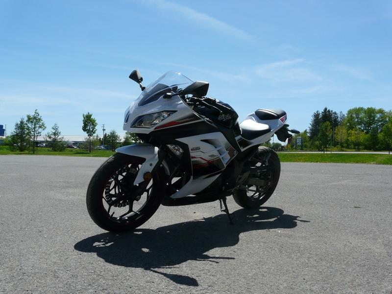 Kawasaki Ninja 300 2014 Occasion à Vendre Saint Casimir Chez Sports