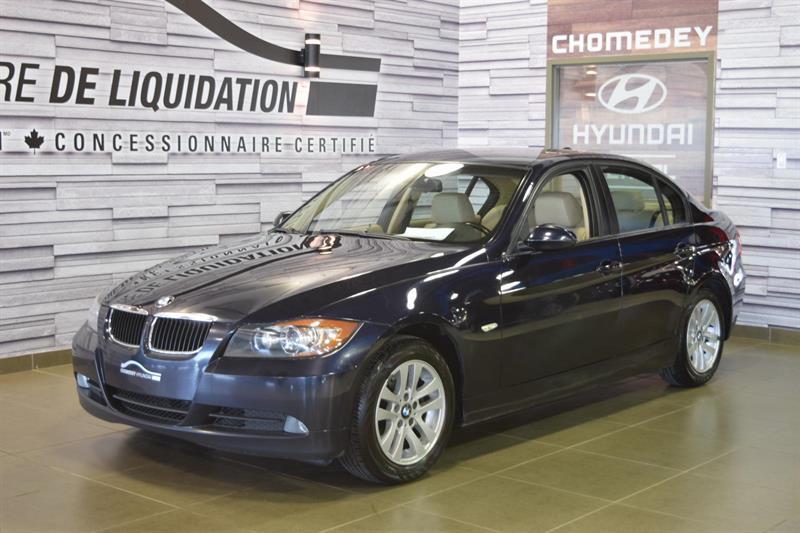 BMW 3-Series 2006 3 Series 325i MAGS +CUIR #172006A