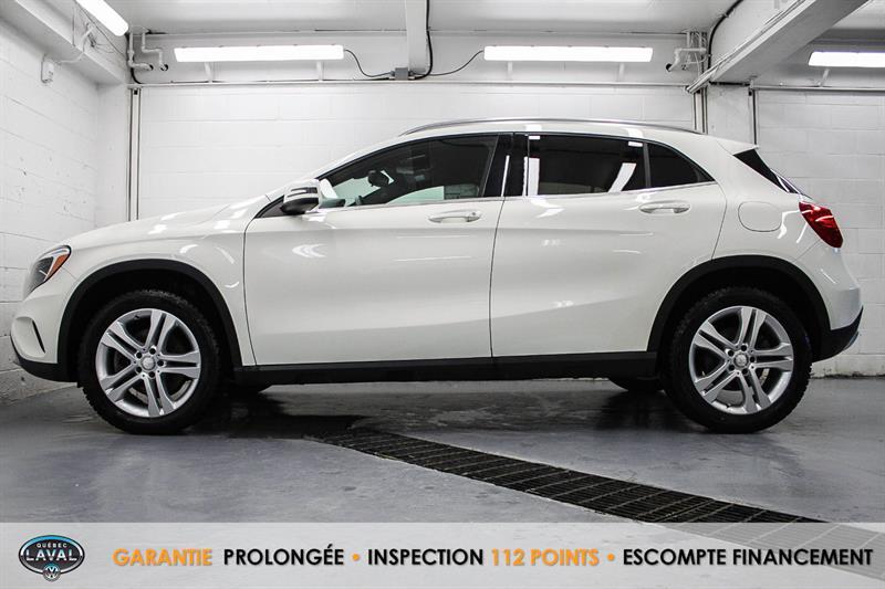 Mercedes-Benz GLA 2016