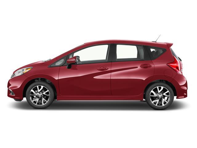 2018 Nissan Versa Note SR #8-B007