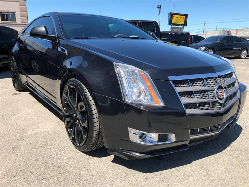 Cadillac CTS Coupe 2011 Premium AWD #B0140972