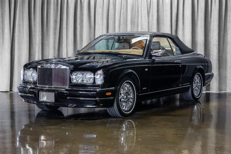 Rolls-Royce Other 2002 CORNICHE! LAST OF LINE!