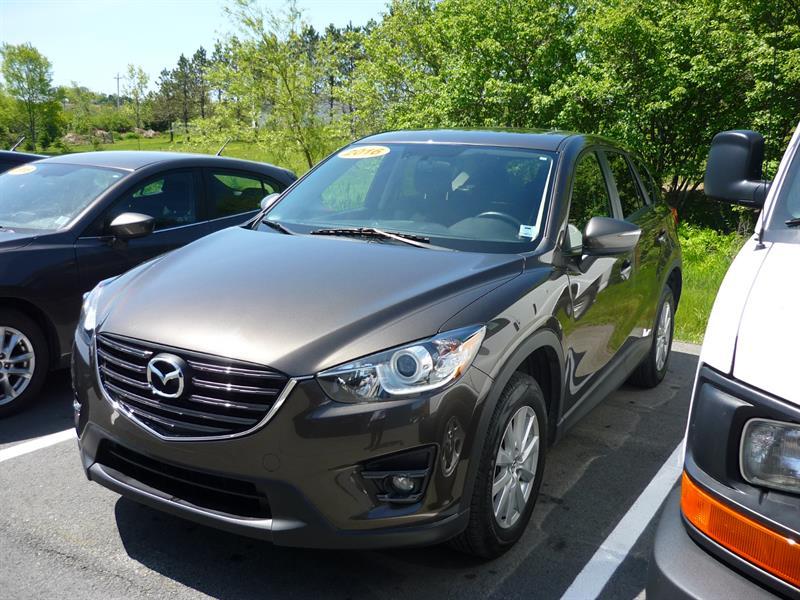 2016 Mazda CX-5 AWD 4dr Auto GS #18161A