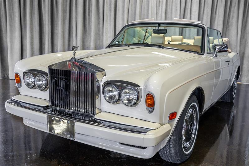 Rolls-Royce Other 1995 CORNICHE S! 360 HP TURBOCHARGED V8!
