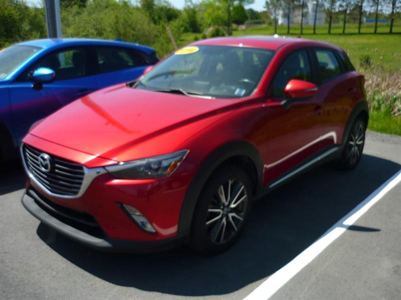 2016 Mazda CX-3 AWD 4dr GT #18122A