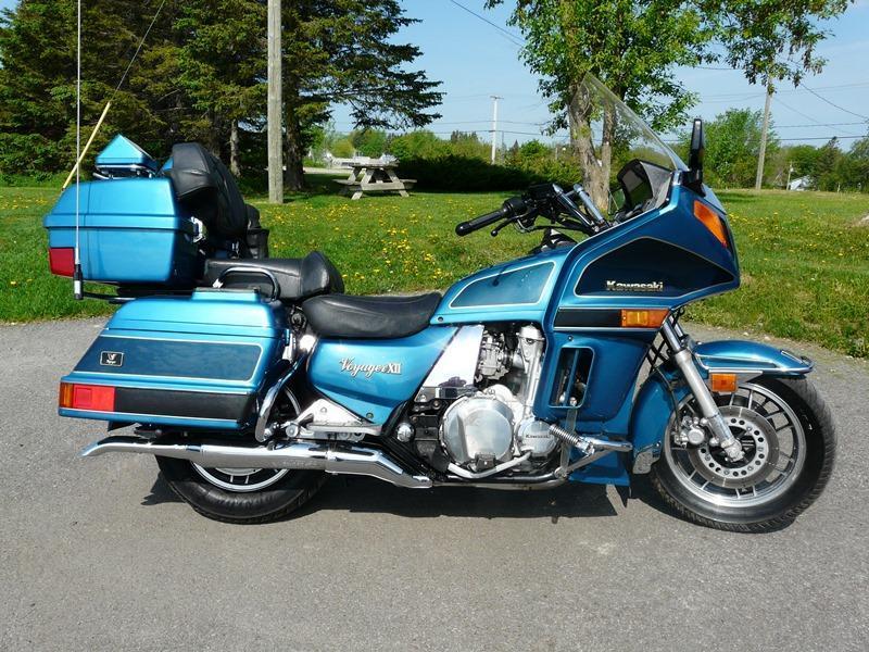 Kawasaki Voyager 1200 1994