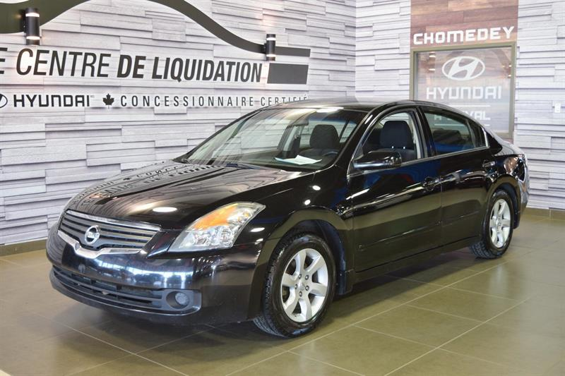 Nissan Altima 2008 2.5 S #S7833A