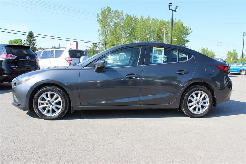 2014 Mazda MAZDA3 GS-SKY Used for sale in Laval at AutoZoom