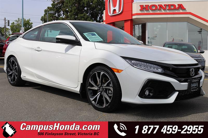 2017 Honda Civic Coupé Si Navigation 6 Speed Manual #18-0226A