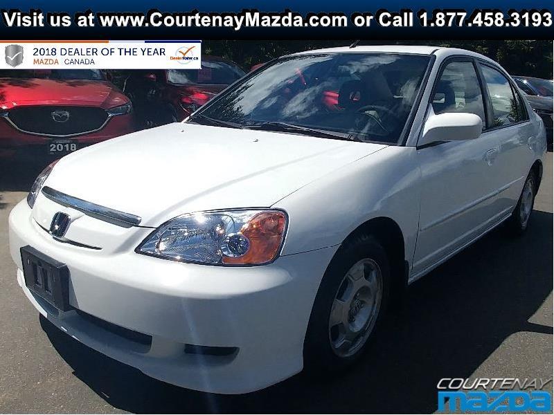 2003 Honda Civic Hybrid IMA CVT #P4624