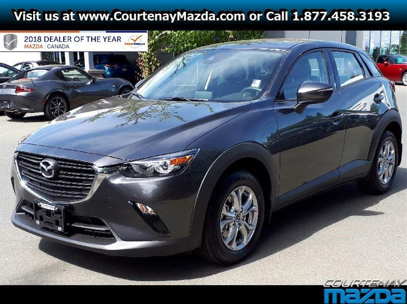 2019 Mazda CX-3 GS AWD at #19CX31459