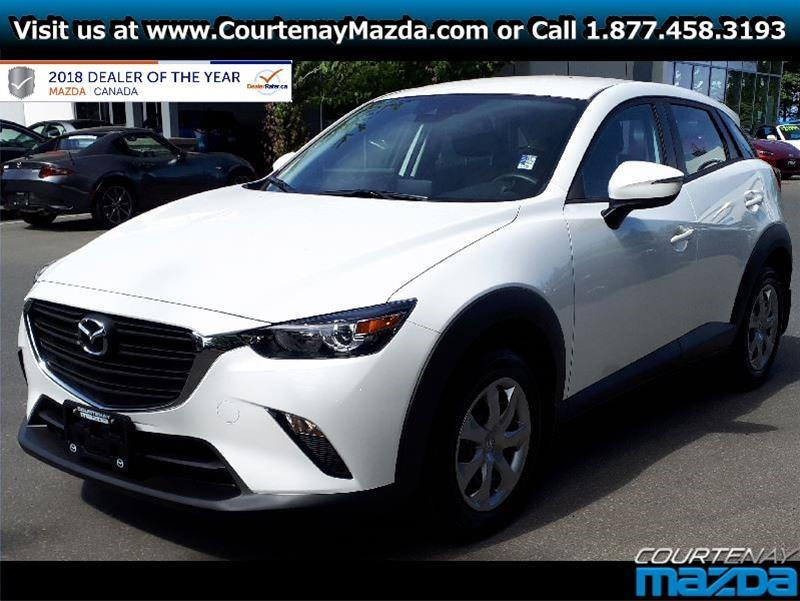 2019 Mazda CX-3 GX AWD at #19CX35387