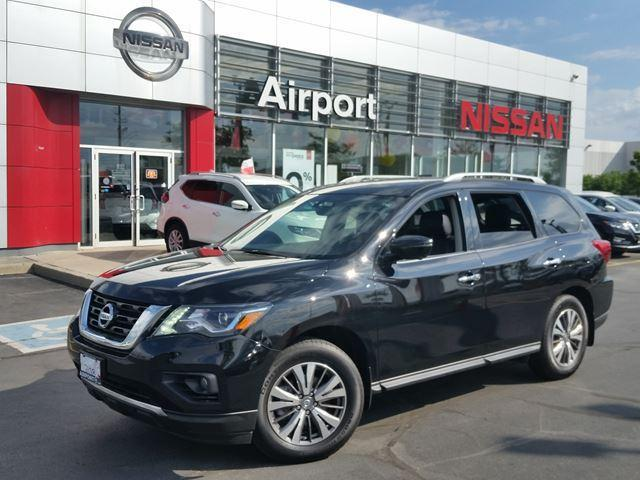 2018 Nissan Pathfinder NISSAN CERTIFIED  SL LOADED, #P1714