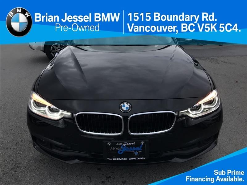 2017 BMW 3-Series 320I xDrive Sedan (8E57) #BP6237