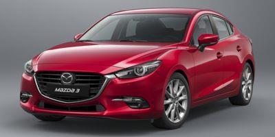 2018 Mazda MAZDA 3 4 DR SEDAN AUTO #P18178