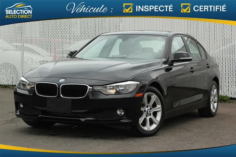 BMW 3 Series 2013 4dr Sdn 320i RWD #S078275