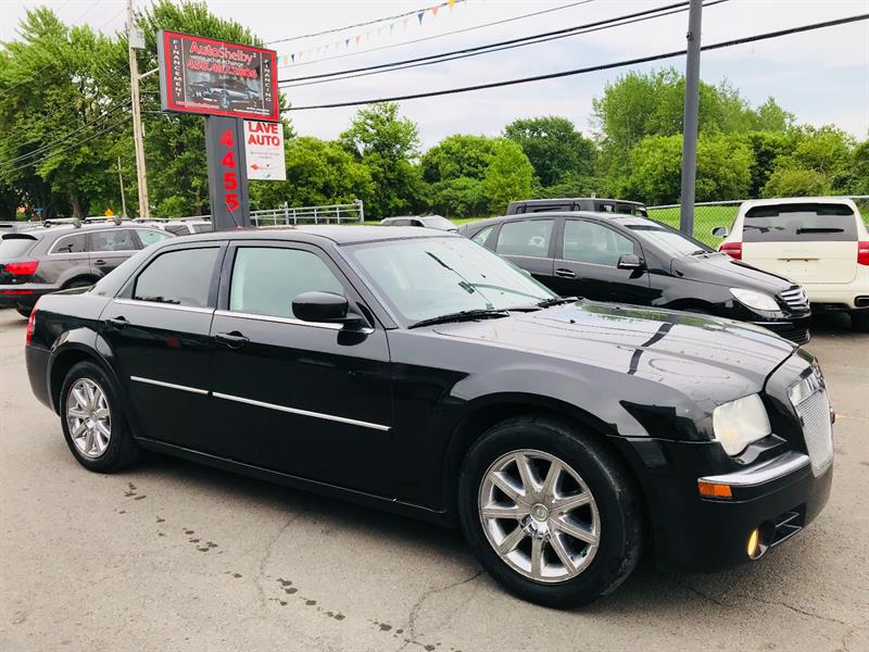 Chrysler 300 2008 300 Limited-Cuir-Toit-Mags Chromee #94518