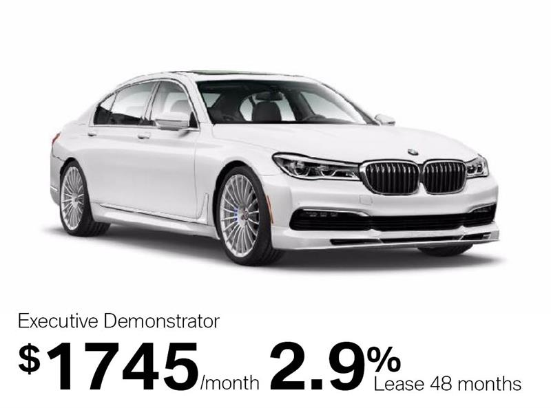 2018 BMW 7 Series M760Li xDrive Sedan #J0234