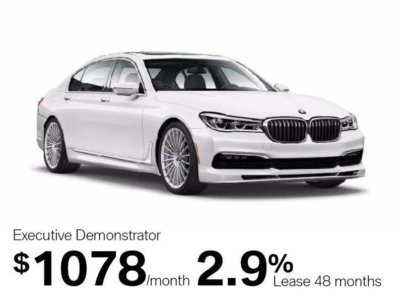 2018 BMW 7 Series 750i xDrive Sedan #J1476