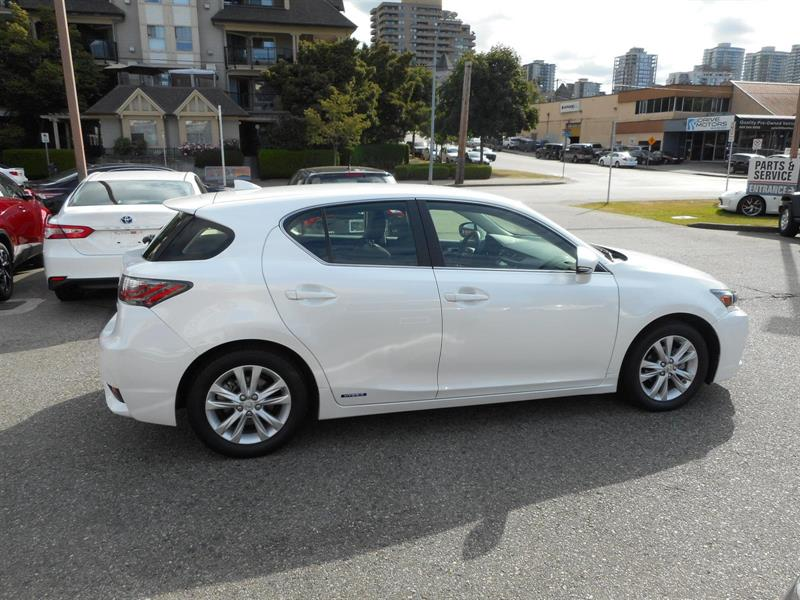 2015 Lexus Ct 200h CT200H Used For Sale In New Westminster At Westminster  Toyota