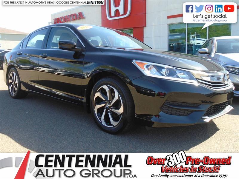 2016 Honda Accord Sedan LX | Backup Camera | Heated Seats | Apple CarPlay #8962A