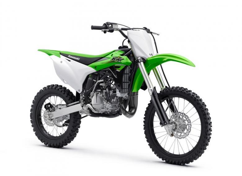 Kawasaki KX100 2017