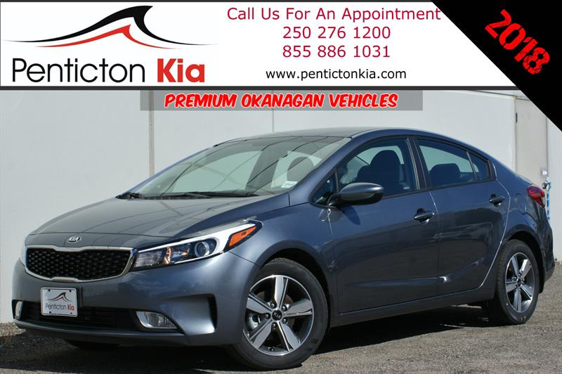 2018 Kia Forte LX Android Auto, Heated Seats, Back Up Camera #18FT08