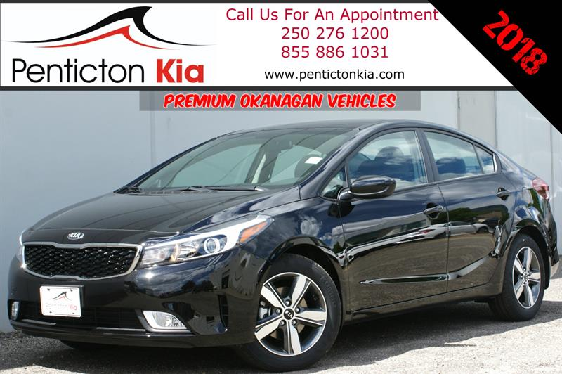 2018 Kia Forte LX Android Auto, Heated Seats, Back Up Camera #18FT09