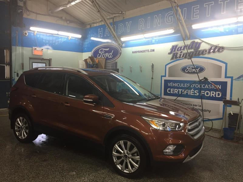 Ford Escape 2017 Titanium #31565A