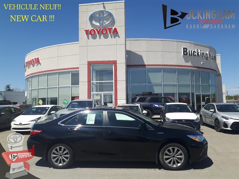 Toyota Camry Hybrid 2017 XLE #17286