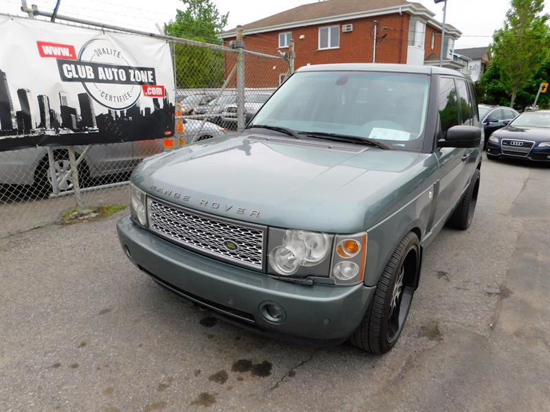 Land Rover Range Rover 2005 HSE 4WD TOIT OUVRANT BLUETOOTH #5A192277