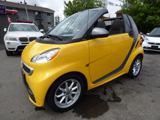Smart fortwo electric drive 2015