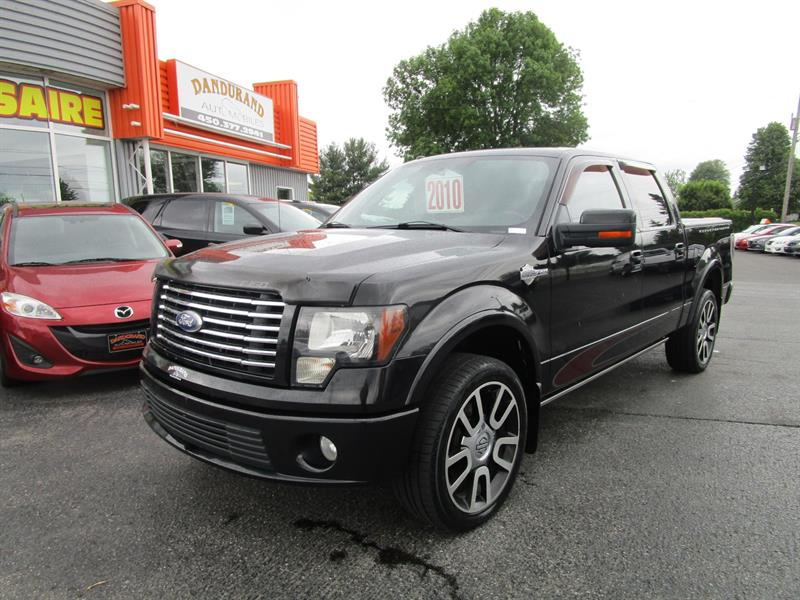 Ford F-150 2010 SuperCrew #2344A