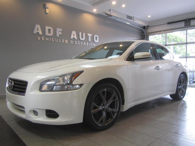 2013 Nissan Maxima For Sale >> 2013 Nissan Maxima Sport 3 5l Used For Sale In Longueuil At