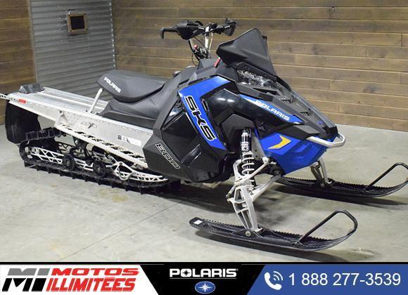 Polaris 800 SKS ES 155 2016