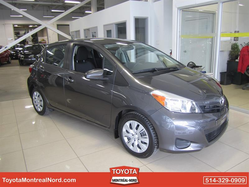 Toyota Yaris 2014 HB LE Aut/Ac/Vitres,Portes,Miroirs Electriques  #3189 AT