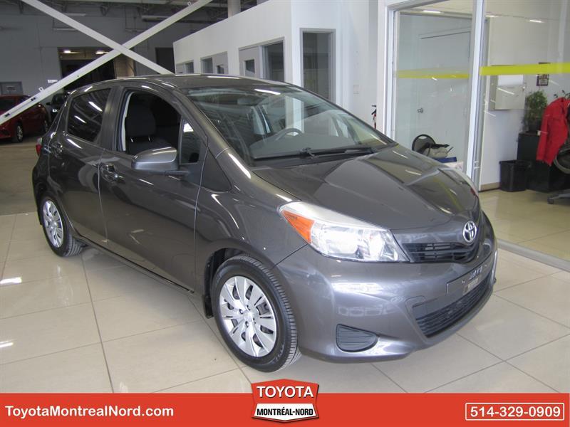 Toyota Yaris 2014 HB LE Aut/Ac/Vitres,Portes,Miroirs Electriques  #3202 AT