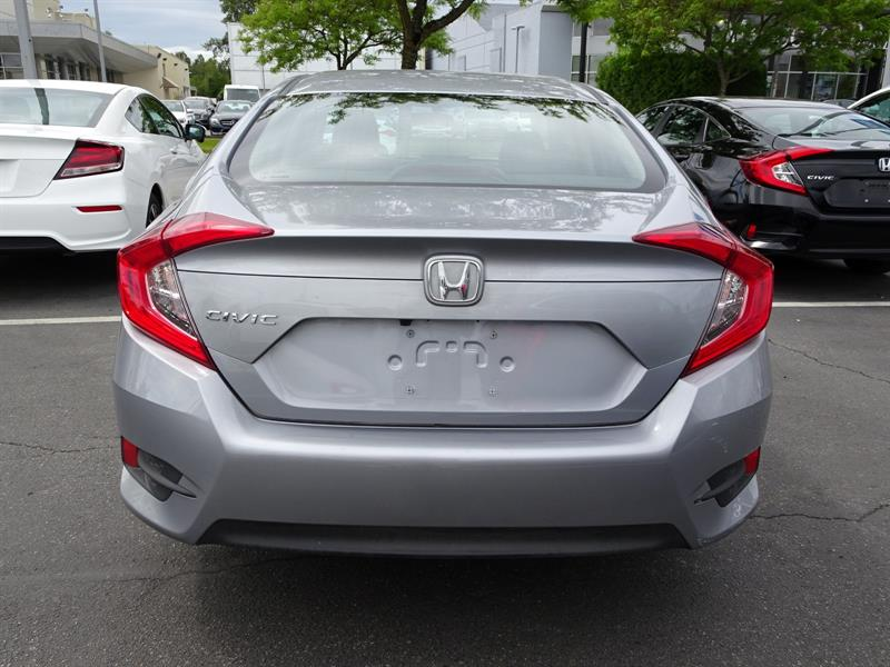 2016 Honda Civic Sedan LX CVT! Honda Certified Extended Warranty To Used  For Sale In Richmond At Richmond Honda