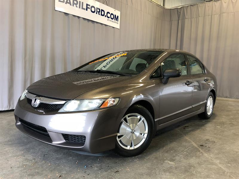 Honda Civic Sdn 2010 DX-G #70756a