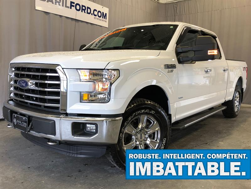 Ford F-150 2016 4WD SuperCrew #c6746