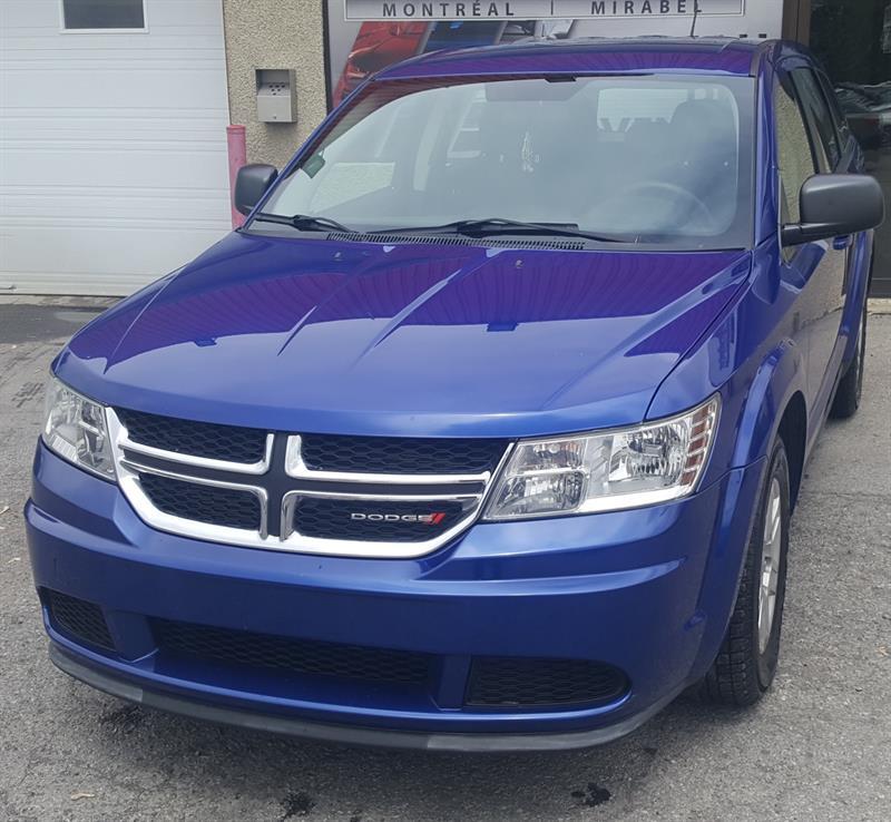 Dodge Journey 2012 SE, Auto, Groupe électrique #6113